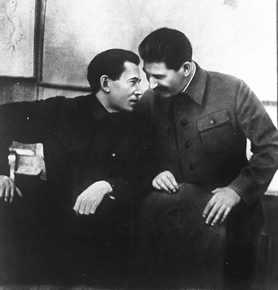 "Image result for ежов сталин"""